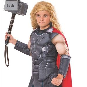 Thor costume plus Thor Hammer — medium